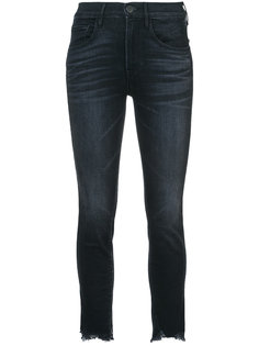 укороченные джинсы  3X1