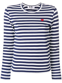 striped T-shirt  Comme Des Garçons Play