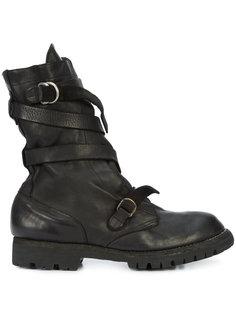 ботинки с ремешками Guidi