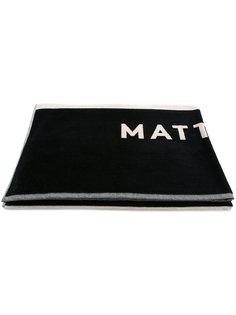 большое жаккардовое пляжное полотенце Matteau
