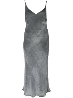 V-neck slip dress Christopher Esber