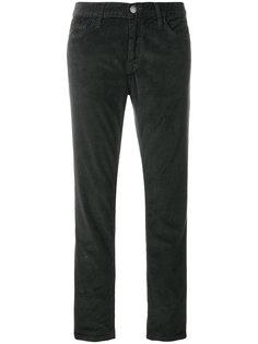 укороченные брюки Current/Elliott