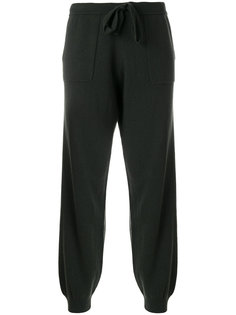 cropped track pants Allude