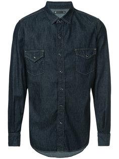 джинсовая рубашка Minedenim