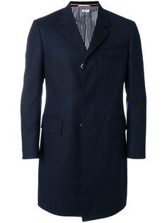 пальто Chesterfield Thom Browne