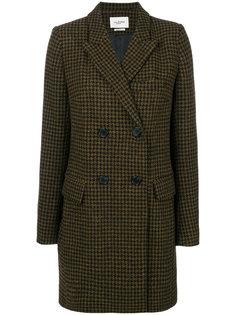 двубортное пальто Iken Isabel Marant Étoile