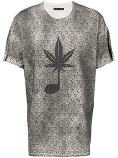 футболка с линялым эффектом Super Légère