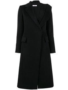 асимметричное строгое пальто  Adeam