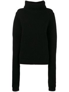 классический свитер с отворотом  Haider Ackermann