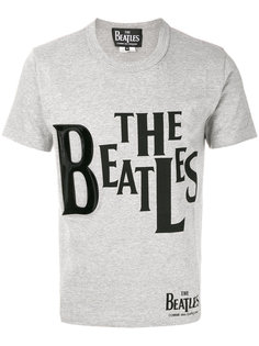 футболка The Beatles  Comme Des Garçons