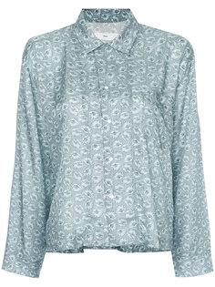 блузка с вышивкой  Toga Pulla
