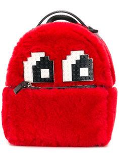 пушистый рюкзак  Les Petits Joueurs