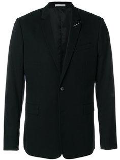 однобортный пиджак Dior Homme