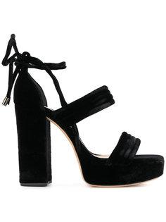 босоножки на каблуке Alexandre Birman