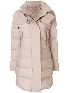 дутая куртка миди  Peuterey