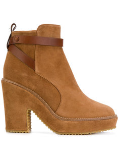 ботинки на платформе Castañer
