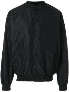 куртка-бомбер на кнопках Stampd