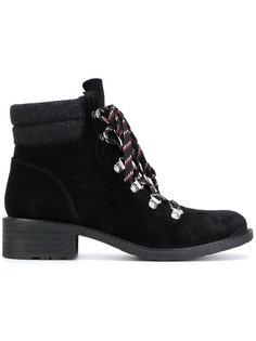 ботинки на шнуровке Sam Edelman