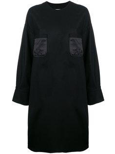 платье-свитер свободного кроя Marios