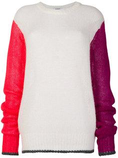 "свитер дизайна ""колор-блок"" Marios"