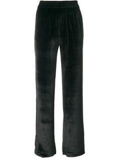 бархатистые спортивные брюки J Brand