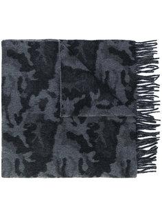 шарф с камуфляжным принтом Canada Goose