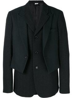 многослойный классический пиджак Comme Des Garçons Homme Plus