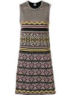 вязаное платье без рукавов M Missoni
