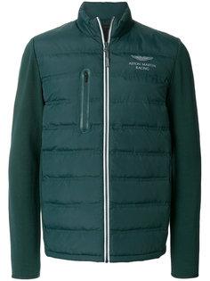 стеганая куртка Aston Martin  Hackett