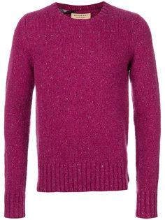 свитер с круглым вырезом Burberry