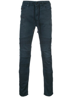 джинсы кроя скинни Bakari Jogg Diesel