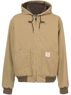 куртка на молнии R13