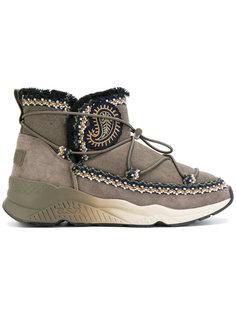 ботинки высотой до щиколотки Mitsouko Ash