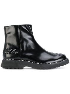 ботинки Victim  Ash