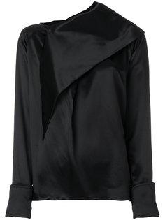 sash blouse Marquesalmeida