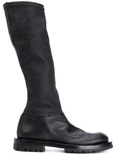 ботинки на ребристой подошве Rundholz