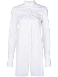 удлиненная рубашка с панельным дизайном Ter Et Bantine