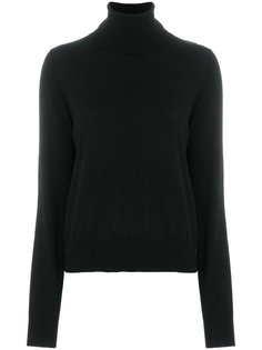 пуловер с отворотом  Mm6 Maison Margiela