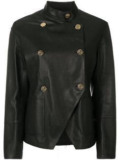 куртка с вырезом  Loewe