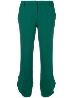укороченные брюки клеш  LAutre Chose