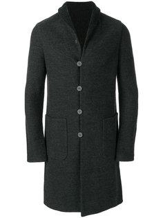 двухстороннее трикотажное пальто Label Under Construction
