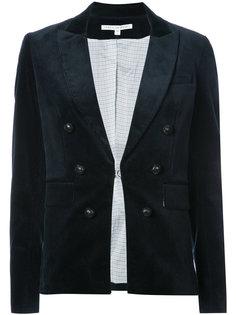 вельветовый пиджак  Veronica Beard