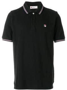 классическая футболка-поло с логотипом Fila