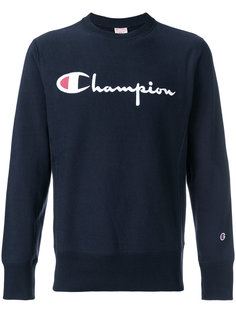 толстовка с нашивкой логотипа Champion