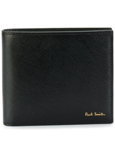 кошелек с тиснением логотипа Paul Smith