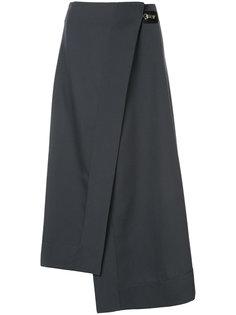 юбка с запахом Lemaire
