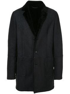 пальто из овчины  Desa Collection
