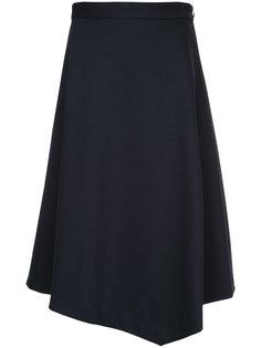 расклешенная юбка длины миди Estnation