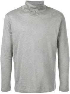 свитер с отворотной горловиной Estnation
