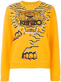 толстовка с вышивкой Kenzo
